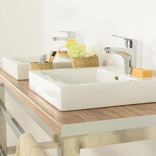 European classic style basin double cabinet bathroom sink vanity