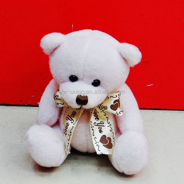 wholesale custom soft teddy bear gifts different kinds of toys for kids