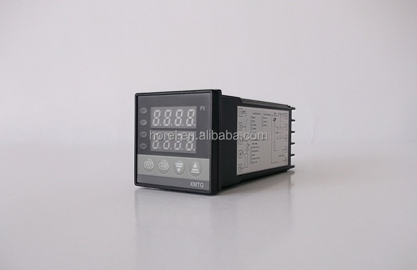 XMT series multiple segment program digital temperature controller