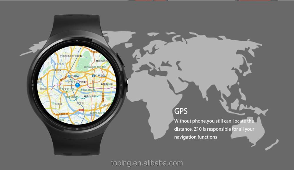 Watch Mobile Phone,Best Seller Men Smart Watch 3G Android WiFI Smartwatch