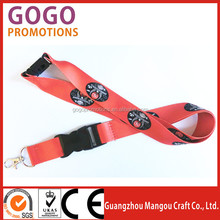 Hot selling oem id 25mm sublimation heat transfer polyester lanyards suppliers,Top Quantity Most Welcomed Cheap Neck Lanyard