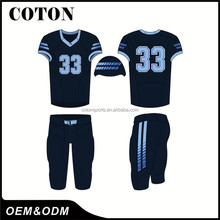 Manufacturer custom youth team american football pants and shorts manufactor