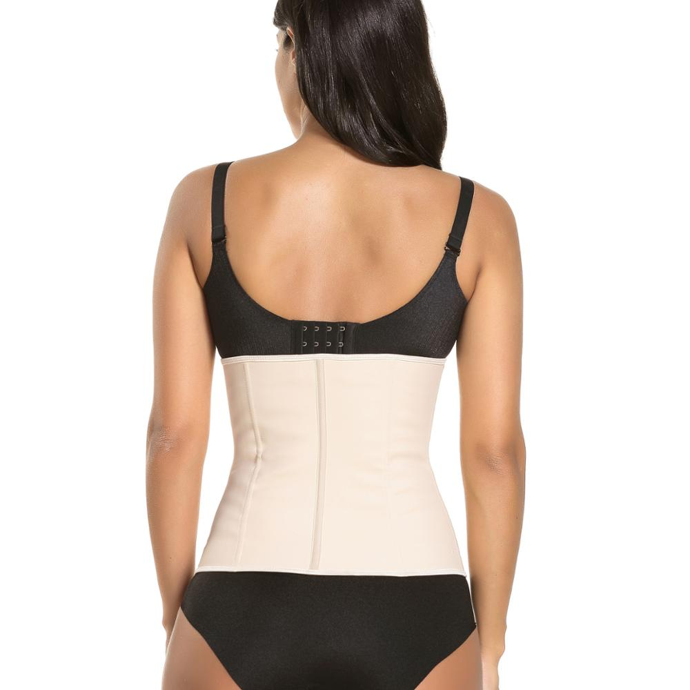 Wholesale Women's Shapers Latex Corsets Girdles Slimming to Keep Fit