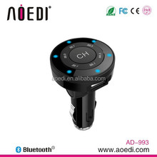 Bluetooth handsfree car kit with dsp technology cell phone bluetooth speakerphone AD-993