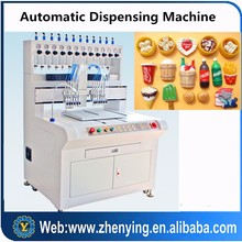 popular vertical automatic silicone/pvc trademarks making machines