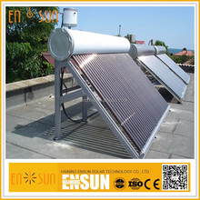 CE approved ISO9001 Vacuum Tube solar water heater 200 liter