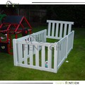 Useful Customzied Hot Sale Plastic/PVC/Vinyl Fence Used For Children
