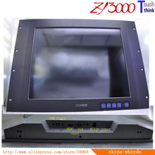 "Factory cost-effective wall mount used 17"" 12"" square touch screen open frame lcd monitor"