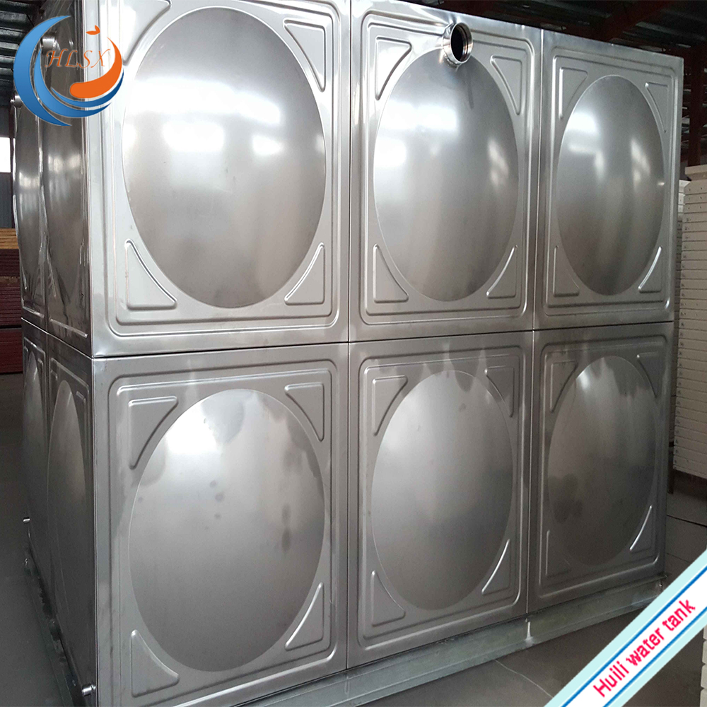 Factory price!! Dezhou Huili 10000 gallon stainless steel water storage tank