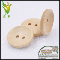 MTK001 high quality 2 hole wood buttons