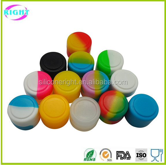 5ml silicone container for wax/oil