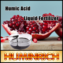 Huminrich Shenyang Most Effective Fulvic Acids Bio Fertilizer Liquid Chitosan