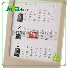 different types calendar/desk calendar