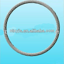 manufacturer quality spring flexible stainless steel wire rope