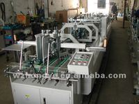 ZH1200BFT Bottom Lock Folder Gluer machine