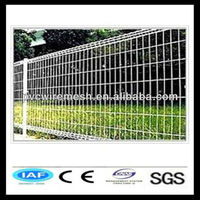 High Security round top garden wire fence