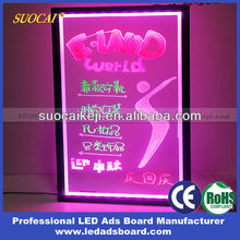 Best For Advertising LED Rewritable Board From China Supplier