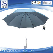 High quality Cheap price Sun protection Sunshade clamp umbrellas for strollers