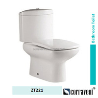 WC sanitary ware ceramic toilet ZT221