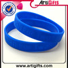 Cheap logo debossed silicon arm baller bands