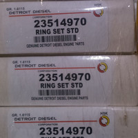 23514970 Ring Set, Piston