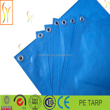 50g-300g made to order pe tarp carport tarp replacement usd for roofing cover