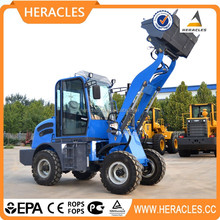 High Quality small garden tractor with front-end loader for sale