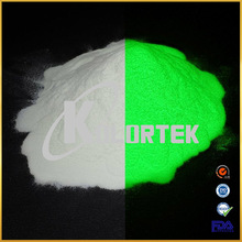 High quality glow dark pigment el phosphor powder