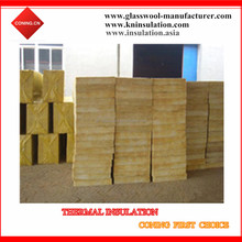 50Mm Thickness Rock Wool Board 6Mm Low-E Glass For Building External Wall And Curtain Wall Insulation