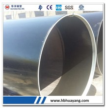 Large diameter steel pipe ASTM A252 for Pile water fluid gas oli