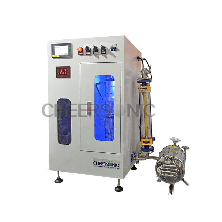 Ultrasonic liquid sonochemistry reactors ultrasonic essential oils extraction machines