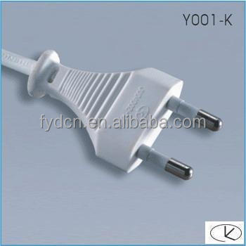 FYD-C56 Korea KTL approved power cord plug