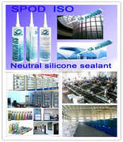 Neutral Silicone Sealant manufacturer, UV resistant Curtain wall Silicone Sealant