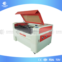 picture frame cutting machine 80w laser wood carving machine with USB off line