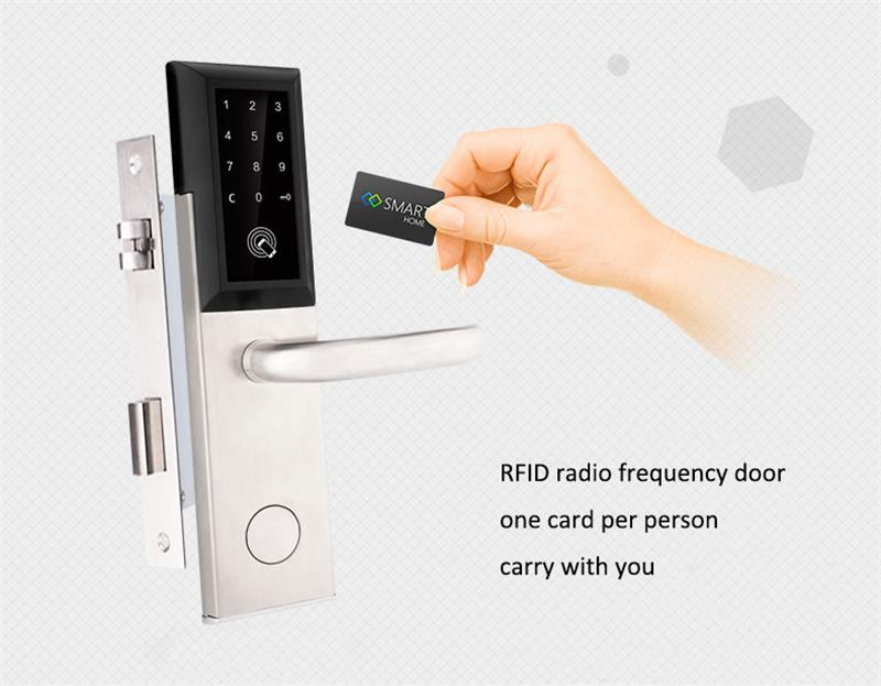 AIRBNB AND CONDO HOTEL APARTMENT BLUETOOTH SMART HOTEL LOCK