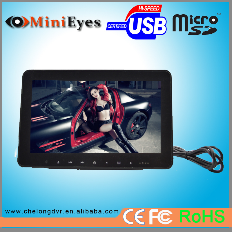"10.1"" Digital screen Android headrest DVD player"