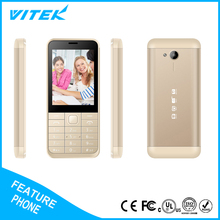 China Factory wifi Feature Phone,1.8 2.4 2.8 inch 3G Feature Mobile Phone, Cheapest 2.4 inch MTK 3G wifi Feature Phone