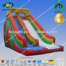 2012 happy toys air filled inflatable slide