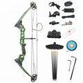 M131 Fishing Compound Bow and Arrow Set with Fishing Wheel