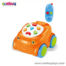 Good Quality Pretend Play Recordable Toy Cell Phone