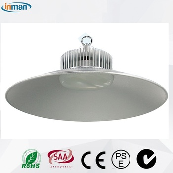 Best sale waterproof ip65 cob 20w industrial led high bay light housing