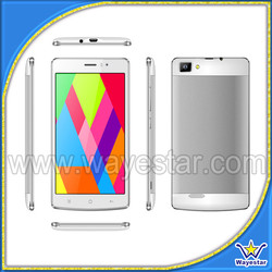 5.5inch MTK6582 quad core 3g android phone 1gb ram 8gb rom