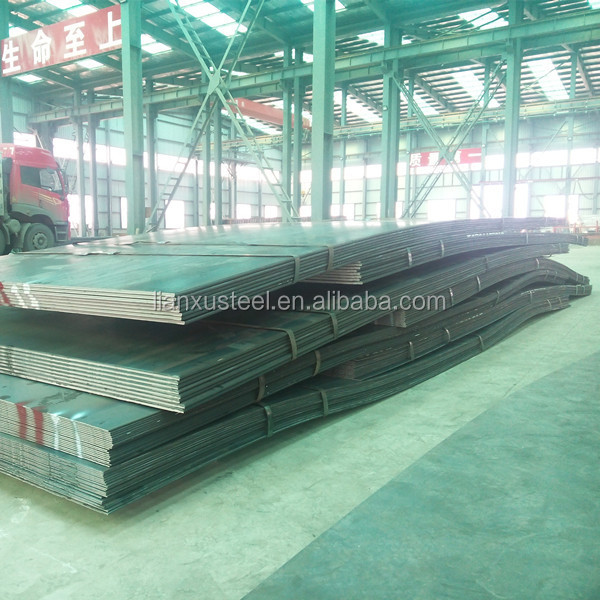 hot steel plate/carbon factory price list iron & steel plate