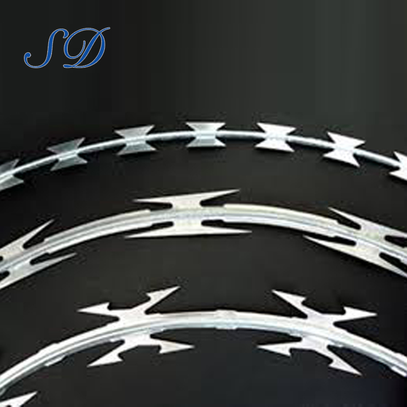 mytext Competitive Price Factory Razor Barbed Wire
