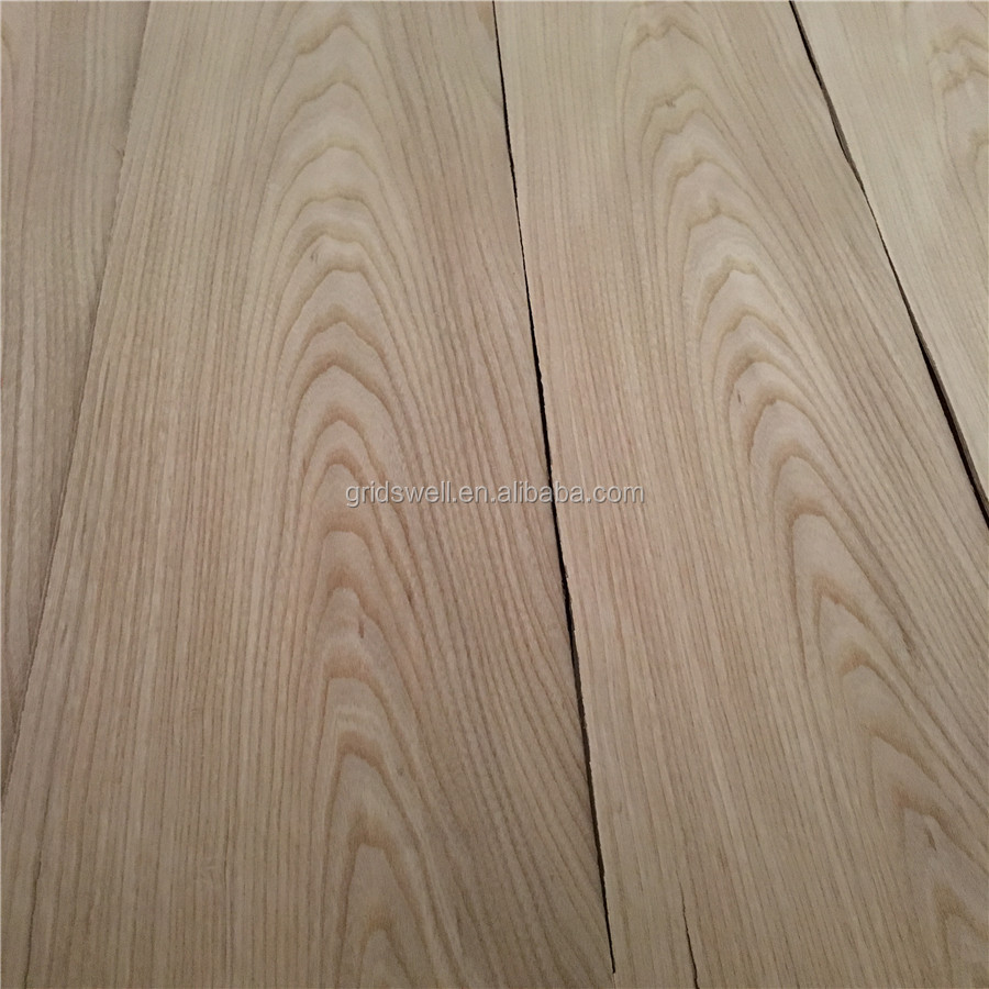 Crown cut 0.5mm Russion elm wood veneer types of wood veneer