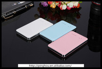 New items in China market 20000 mah power bank 5V/1A for android/IOS/Samsung/Huawei/laptop