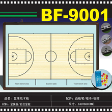 sports magnetic coach board basketball
