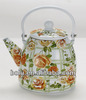 3.2L classical shape water Kettle Enamel tea Kettle