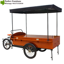 Motor tricycle mobile food cart/ street vending retail and used food carts