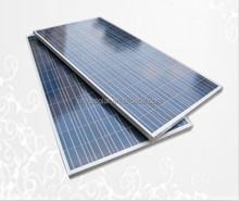 180W poly Solar PV Panels for Air Conditioner/360W Panel with Low Iron Tempered Glass